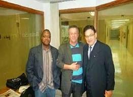 Jornalistas / Nelson Silva-TV e Radio,Vilnei Herbstrithe-Brasil Impresa Livre e  Claudio Brito- RBS