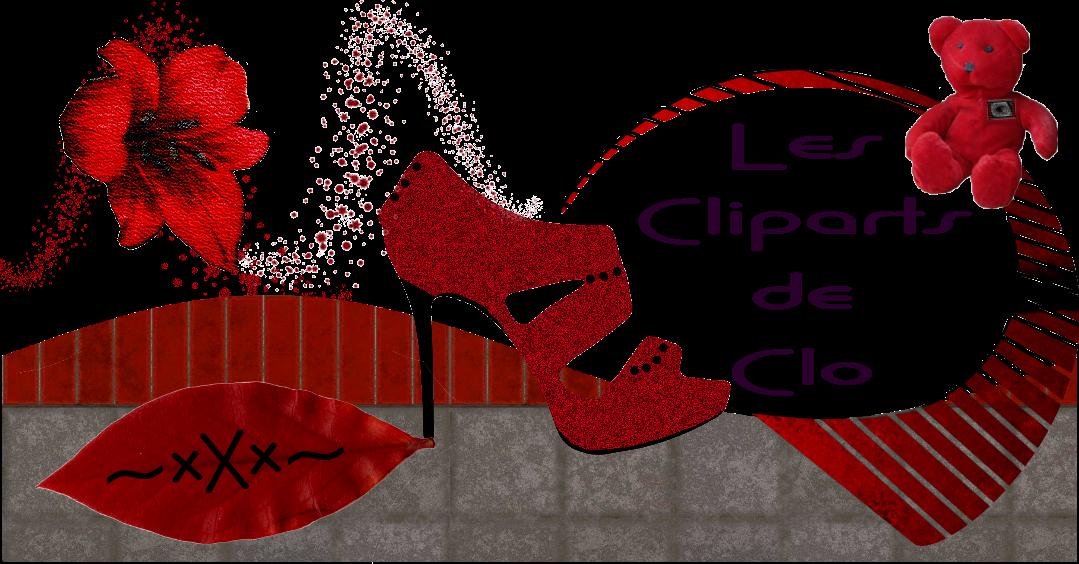Les Cliparts de Clo