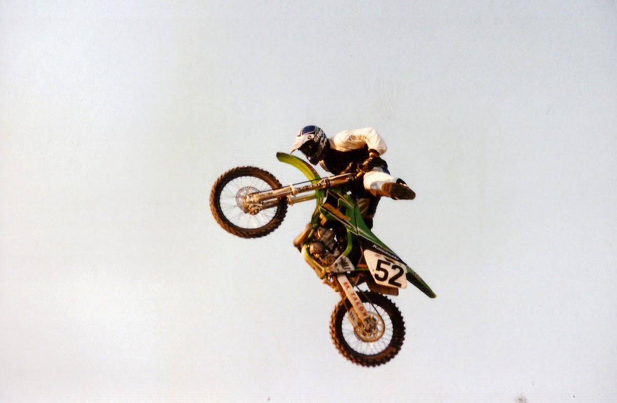 Mike Jones FMX Steel City 1998