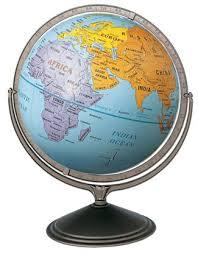 pengertian globe dan fungsi globe
