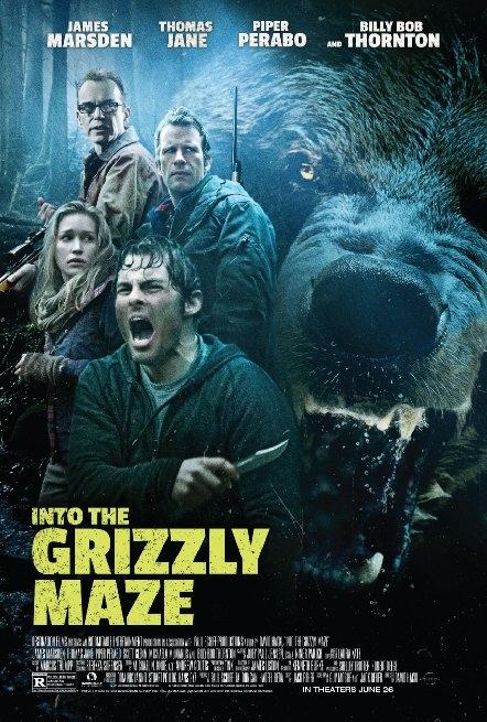 Trong Mê Cung Gấu Xám - Into the Grizzly Maze