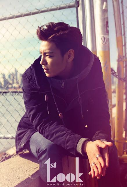 Big Bang T.O.P Calvin Klein 1st Look 3