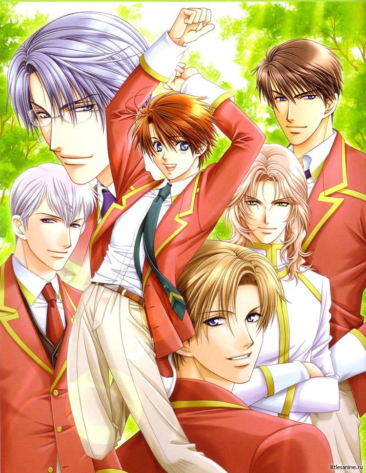 Moonlight Summoner's Anime Sekai: Gakuen Heaven 学園ヘヴン ...