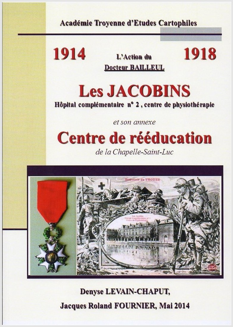 Hôpital des Jacobins 14-18