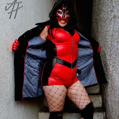 Dark Lady - Female Lucha Libre