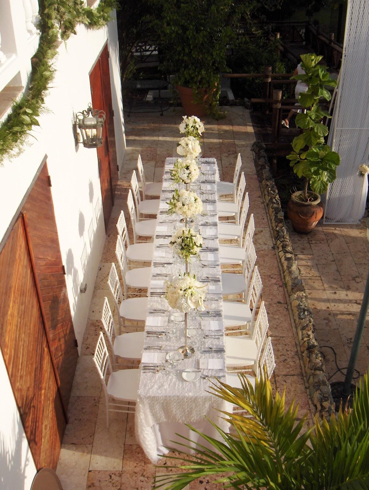 Elegant Wedding At Casa Hines In Rincon Puerto Rico