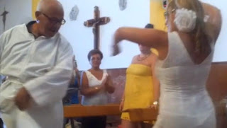flamenco in church