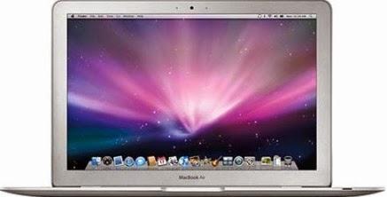 Το MacBook Air ενημερώθηκε στις αρχές του 2011. Είναι μόνο 1,72 εκατοστά σε πάχος.
