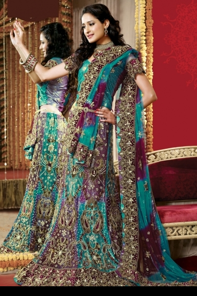 World Style Bollywood Wedding Dresses For Women