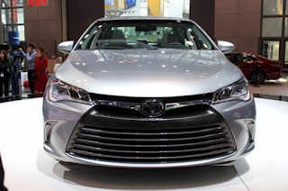 2017 Toyota Camry Specs Review and Release Date