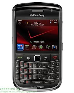 Harga BlackBerry Bold 9650 Hp Terbaru 2012