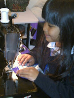 CraftyStitches Sew Genius - Young Girls sewing with Stem