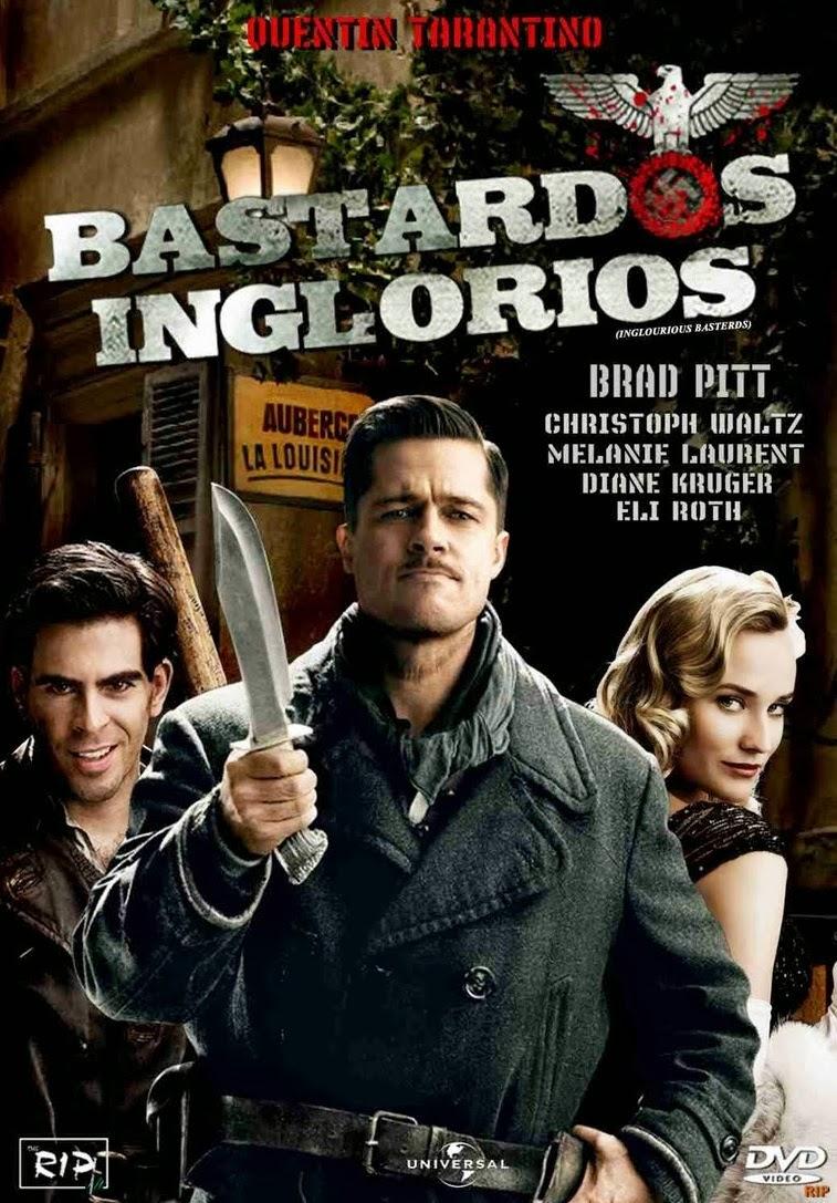 Bastardos Inglórios – Dublado (2009)