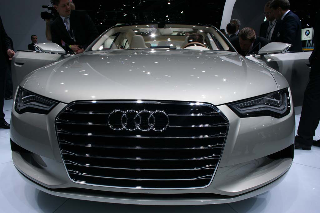 Audi A7. New Audi A7 Sportback from