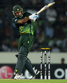 Pakistan's Twenty20 captain joined with Caribbean Premier League