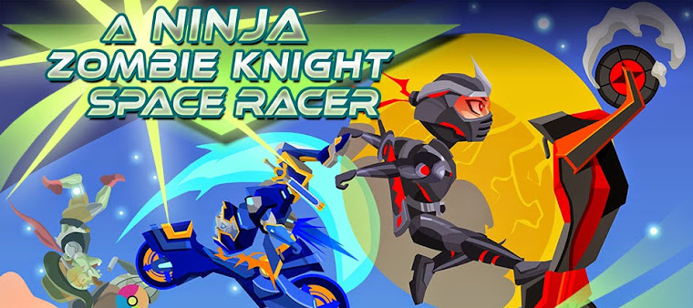 A Ninja Zombie Knight Space Racer Ios Game