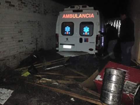 Los muertos por  terremoto de Chile ascienden a cinco
