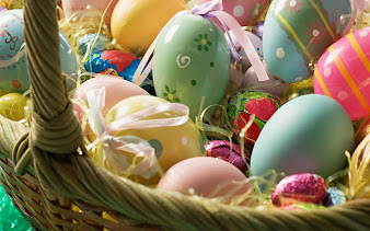 #3 Happy Easter Wallpaper