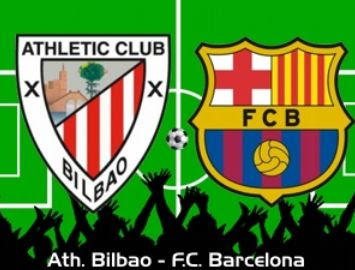 InfoDeportiva - Informacion al instante. ATHLETIC CLUB BILBAO VS FC BARCELONA. Horarios, Resultados, Estadisticas, Online