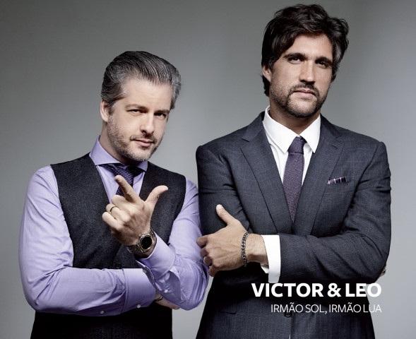 Revista Poder | Victor & Leo | Irmão Sol, Irmão Lua