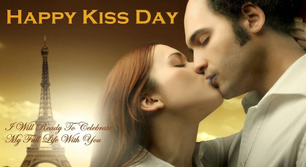 Happy Kiss Day Wallpapers 2015