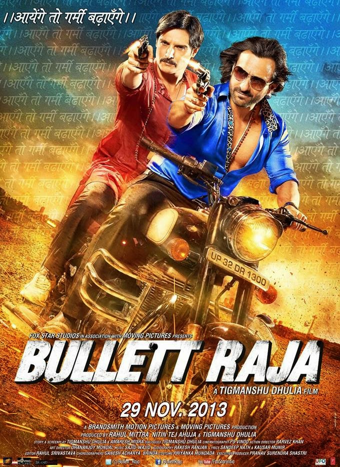 Download Bullett Raja (2013) BluRay 720p