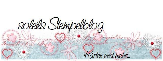 soleils Stempelblog