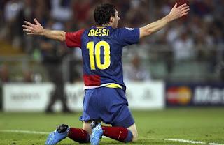 Messi es el goleador de los partidos internacionales