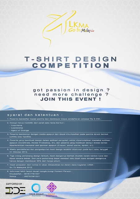 LKMA 2012 T-Shirt Design Competition