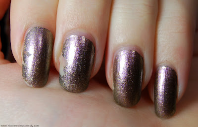 Sephora X The Prismatics Nail Polish in Hypnotic Swatch