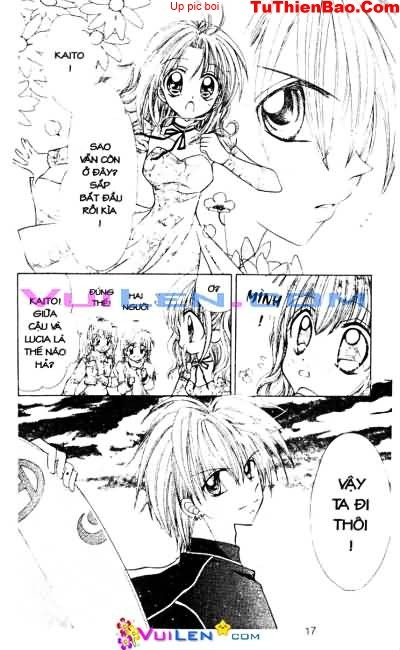 Viên Ngọc Nàng Tiên Cá Chapter 4 - Trang 17