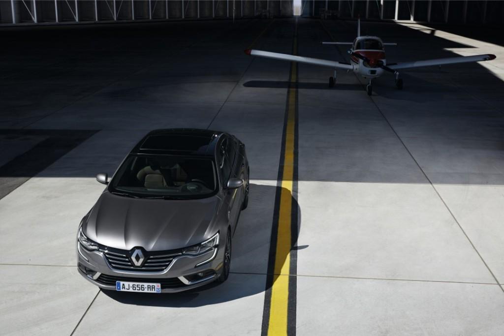 Νέο Renault Talisman