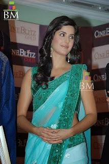 Katrina Kaif At Cineblitz Gold Issue Launch
