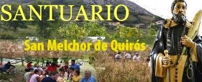 Santuario de S.Melchor de Quirós