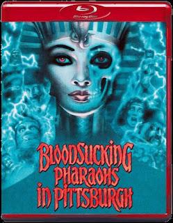 Bloodsucking Pharaohs in Pittsburgh Blu-ray