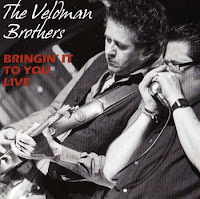 The Veldman Brothers - Bringin\' It To You, Live