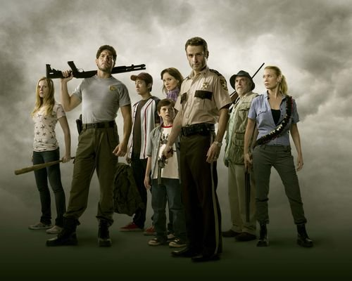 "Watch The Walking Dead Season 1 Episode 4 ""Vatos"""