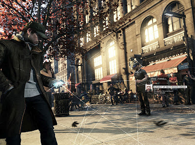 Watch Dogs 2012 game digital shadow