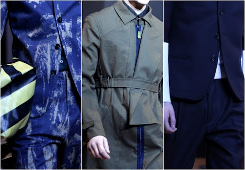 Christian Lacroix Menswear F/W 2013