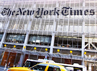 The New York Times building (Credit: Shutterstock) Click to Enlarge.