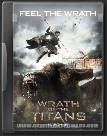 Ira de Titanes (DVDRip Ingles Subtitulado) (2012)