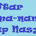 Daftar Nama-Nama Grup Nasyid Di Indonesia