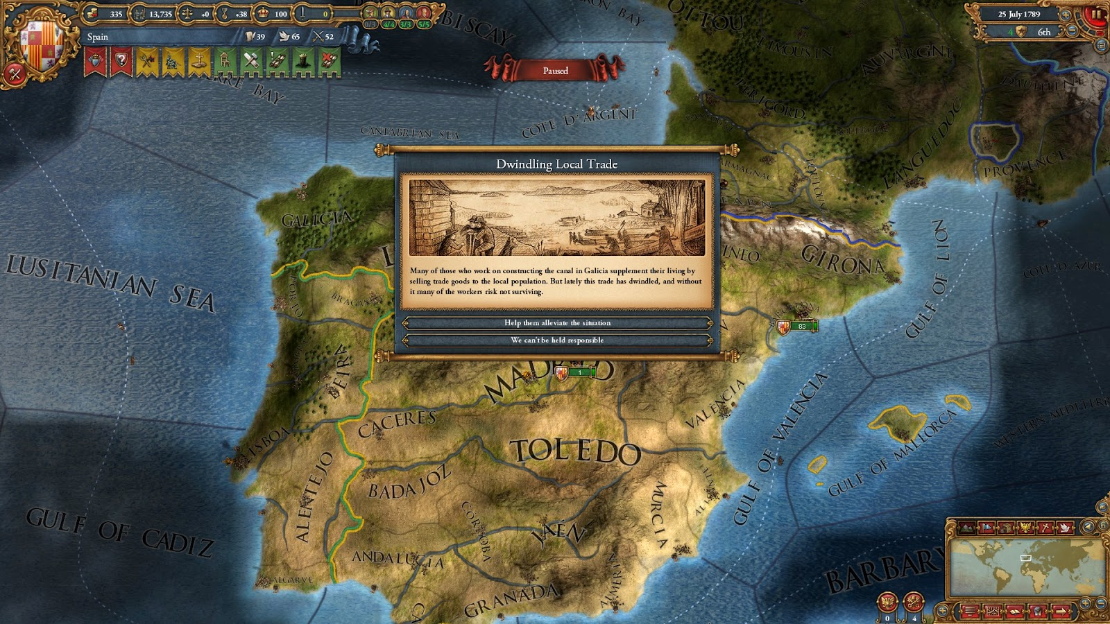 Europa Universalis IV Wealth of Nations screenshots