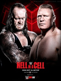 WWE Hell In A Cell (2015)