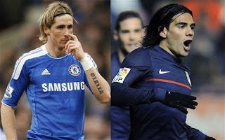 Fernando Torres y Falcao intercambiarían de clubes