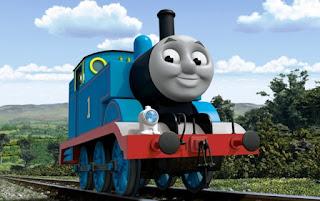 Gambar Kartun Thomas
