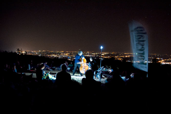 Una magica notte di stelle cadenti al Parco del Conero