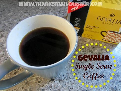 Gevalia K-Cup coffee