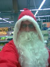 Tilaa Tampereen joulupukkipalvelun joulupukkisi ajoissa