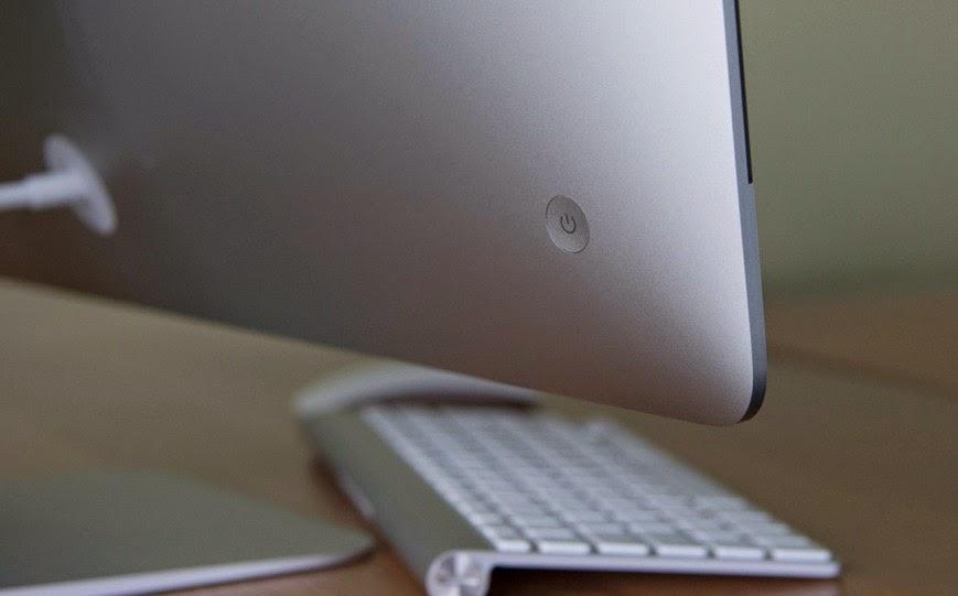 толщина рамки моноблока iMac Retina 5K